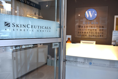 SkinCeuticals Launches First Aesthetic Center Worldwide with the Washington Institute of Dermatologic Laser Surgery