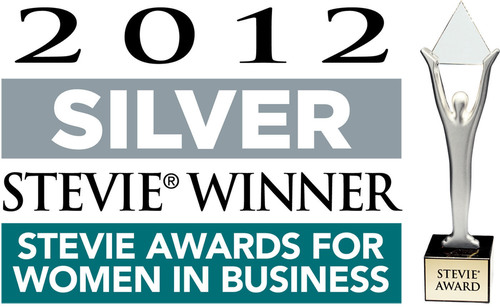 VerticalResponse wins three silver and one bronze Stevie Award for Women in Business.  (PRNewsFoto/VerticalResponse, Inc.)
