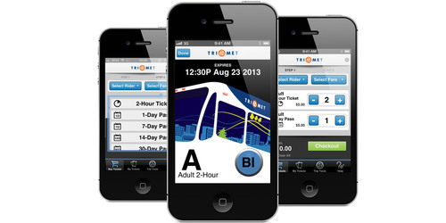 TriMet Launches TriMet Tickets Mobile Ticketing App