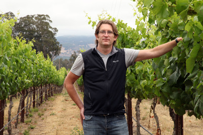 Matt Parish Joins NakedWines.com As Chief Winemaker.  (PRNewsFoto/NakedWines.com, Inc.)