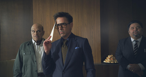 Robert Downey Jr. appears in HTC's new global brand campaign as part of a two year deal (PRNewsFoto/HTC)