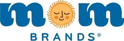 MOM Brands® logo.