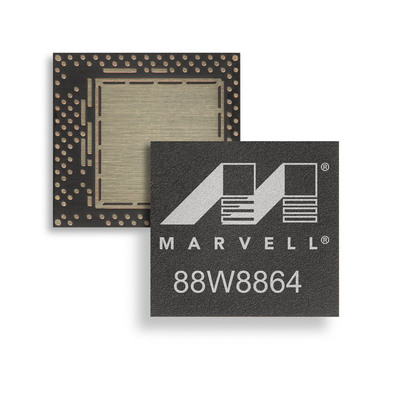 Marvell Introduces Industry's First 802.11ac 4x4 Wireless Solution Serving End-to-End Enterprise to Consumer Applications.  (PRNewsFoto/Marvell Semiconductor, Inc.)