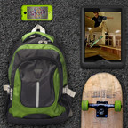 LifeProof waterproof smartphone and tablet cases perfect for back to school (PRNewsFoto/LifeProof)