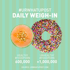 Bolthouse Farms releases food porn data and launches new #URWhatUPost campaign to challenge America to help create a healthier internet