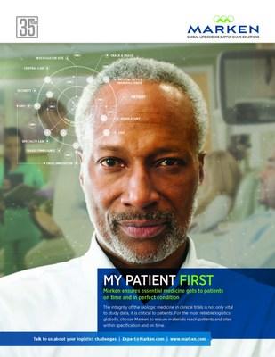 Marken lance une nouvelle campagne de communication axée sur les patients