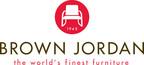 Brown Jordan Logo.  (PRNewsFoto/Brown Jordan)