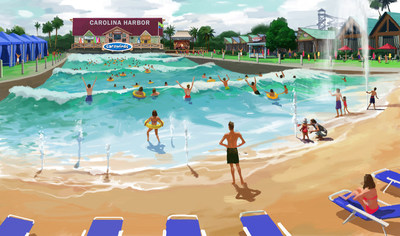 Carolina Harbor: The Largest Waterpark In The Carolinas