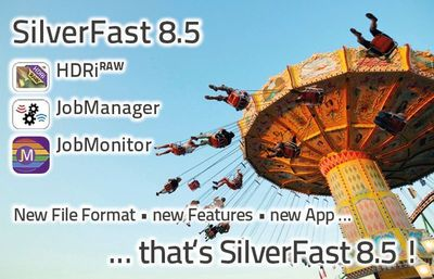 SilverFast 8.5 - New Feature Highlights. LaserSoft Imaging, the global leader in scanner software development, has introduced SilverFast 8.5 at this year's CeBIT Trade Fair.