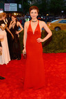 Maggie Gyllenhaal, Emma Roberts, Plum Sykes, and Jemma Mornington among others select Bulgari jewelry to accent their punk inspired couture for the 2013 MET Gala,