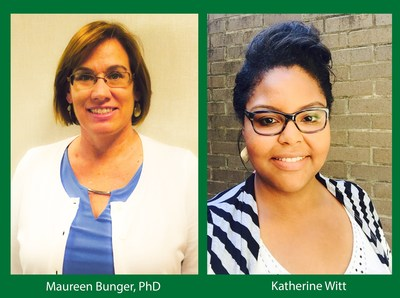 New Hires Dr. Bunger and Witt.