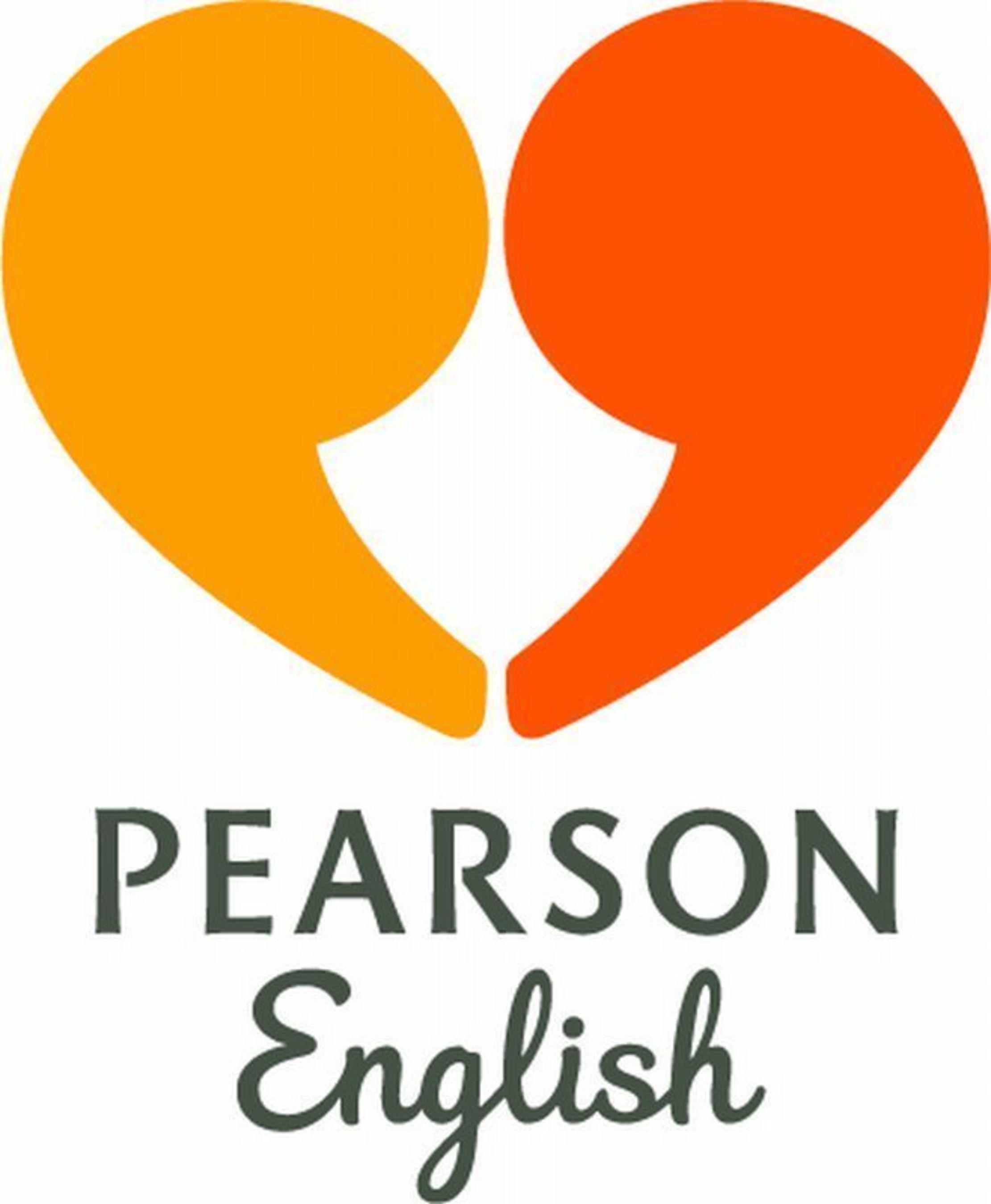 PEARSON English Logo (PRNewsFoto/PEARSON English)