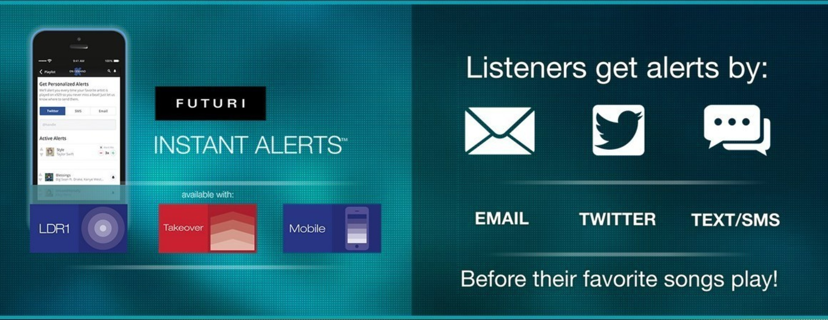 Futuri's 'Instant Alerts' Power Big Gains in Radio Station Tune-Ins, Time Spent Listening