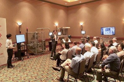 Xyntek presents at the Spring Serialization Forum in North Carolina.