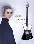 Ernie Ball Music Man Announces New St. Vincent Signature Guitar