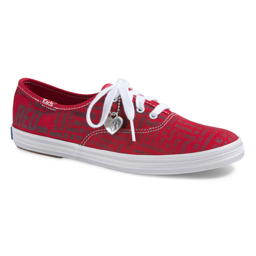 Keds® Announces Sponsorship Of Taylor Swift's 'RED Tour'; Releases Limited Edition Tour Sneaker