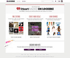 Lockerz.com and iHeartRadio offer users an all-in-one, fully-integrated digital experience, plus rewards for sharing live stations and user-created custom stations with incentivized Radio Decalz.  (PRNewsFoto/Lockerz)