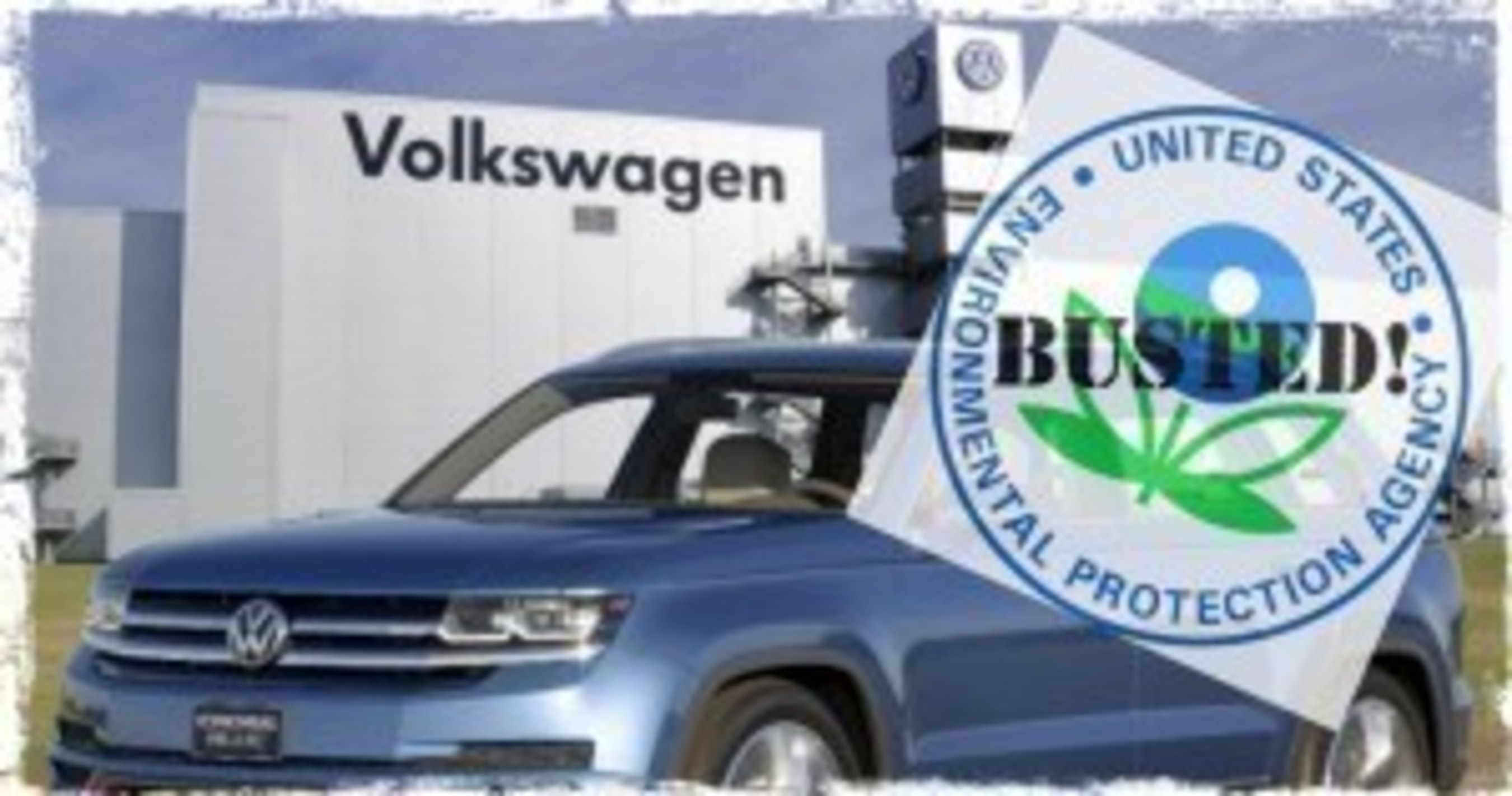Volkswagen Scandal Widens After EPA Discovered Emission Cheating Software In Luxury Cars