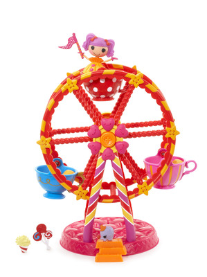 "Mini- Lalaloopsy(TM) - The Year's ""IT"" Doll and #1 Toy Sees Brand Expansion with the Introduction of New Miniature Toy Line.  (PRNewsFoto/MGA Entertainment)"