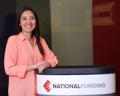 National Funding Names Torrie Inouye President.