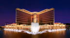 Wynn Palace is the culmination of Steve Wynn's more than 45 years in hospitality, setting a new standard for luxury and elegance.