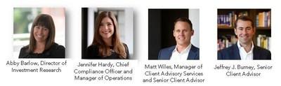 Crestone's Four New Shareholders