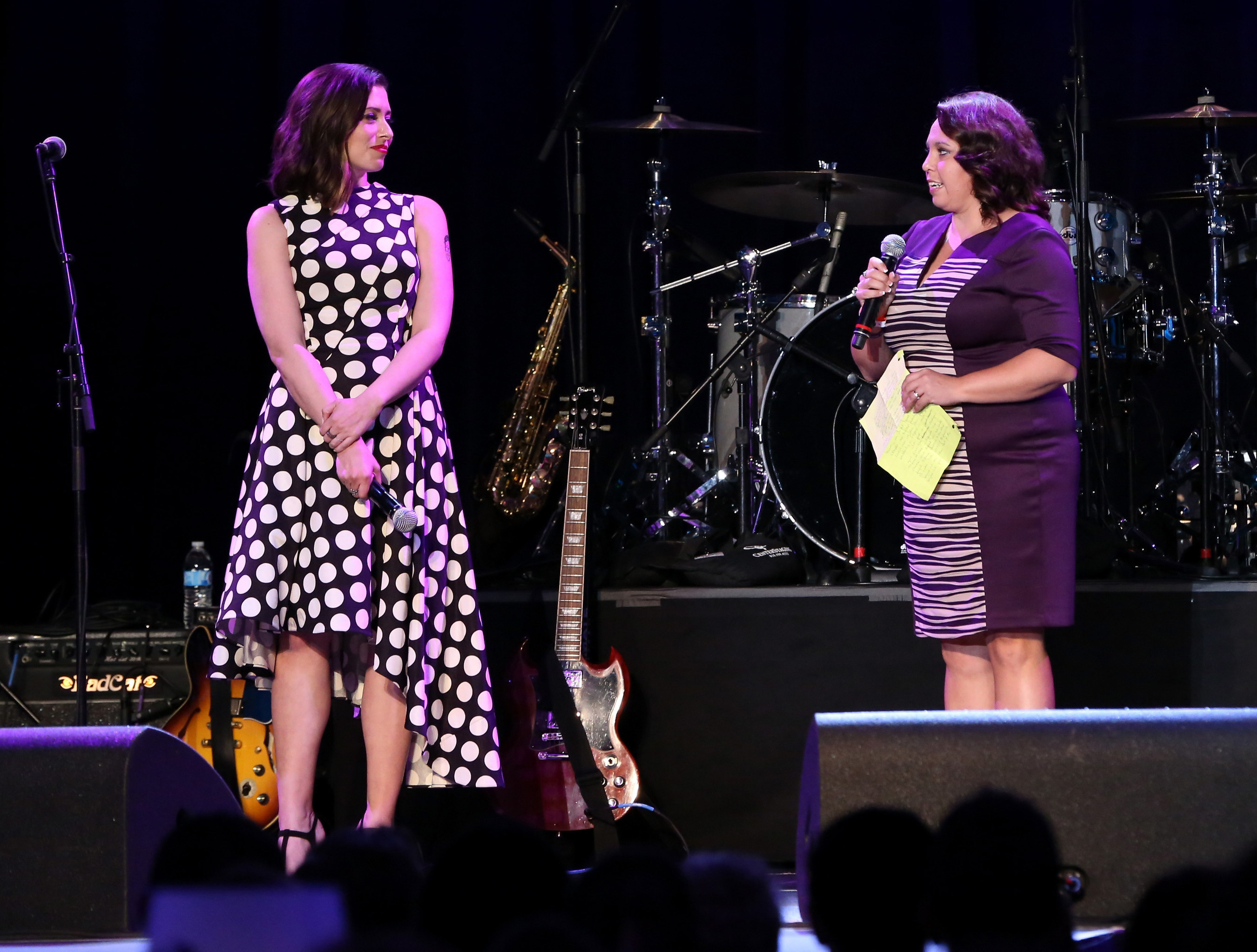 NuStep Ambassador Shares Her Story at Hilarity for Charity in L.A.