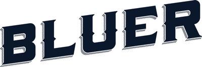 Bluer Logo.  (PRNewsFoto/Bluer Denim)