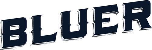 Bluer Logo. (PRNewsFoto/Bluer Denim) (PRNewsFoto/BLUER DENIM)