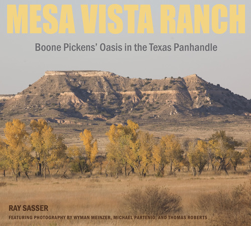 T. Boone Pickens to Sign Copies of Mesa Vista Book