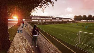 Gateway Sports Village - Largest All-Turf Soccer Complex in the World