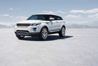 All-New Range Rover Evoque Makes Guest Appearance at 40 Year Celebration of the Brand