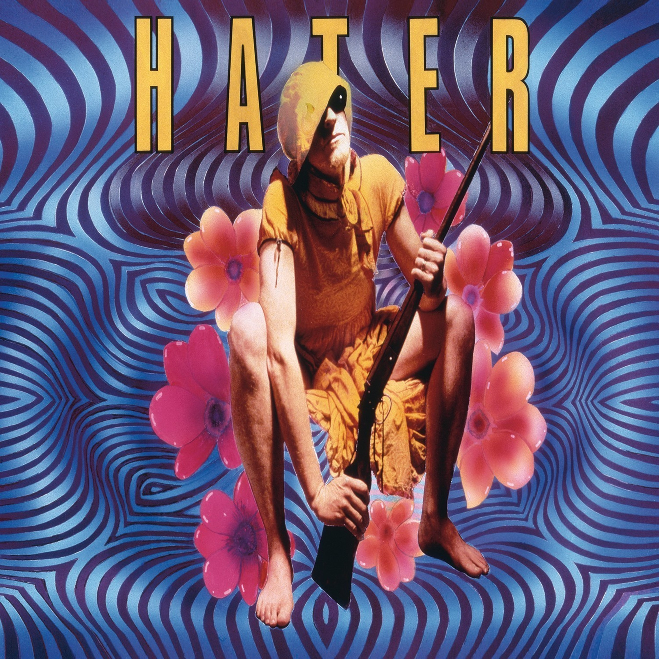 UMe To Reissue 1993 Debut A&M Album By Supergroup Hater, Featuring Soundgarden's Ben Shepherd And Matt Cameron, John McBain Of Monster Magnet, And Brian Wood of Devilhea