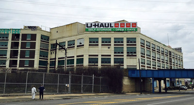 U-Haul Moving & Storage of Allegheny West has repurposed the vacated building at 2801 W. Hunting Park Ave., formerly the Tastykake factory, to enhance the North Philadelphia neighborhood.