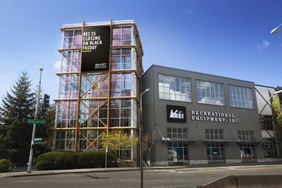 REI, national outdoor retailer and consumer co-op, to close its 143 stores and pay its 12,000 employees to #OptOutside on Black Friday.