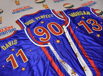 Mo'ne Davis, Dude Perfect and Alex Morgan are among the Harlem Globetrotters' 2015 draftees.