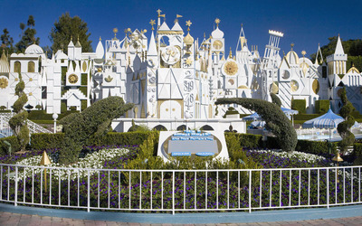 "Disney Parks Celebrate 50th Anniversary of ""it's a small world"""
