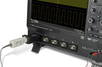 The TPA10 TekProbe Probe Adapter permits connection of select Tektronix TekProbe interface level II probes to any ProBus-equipped Teledyne LeCroy oscilloscope.