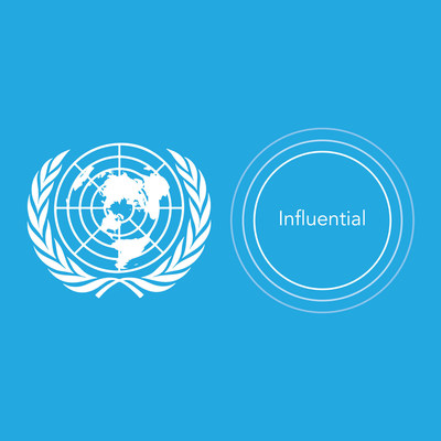 Influential Teams Up With The United Nations To Launch #HugForPeace On The International Day Of Peace