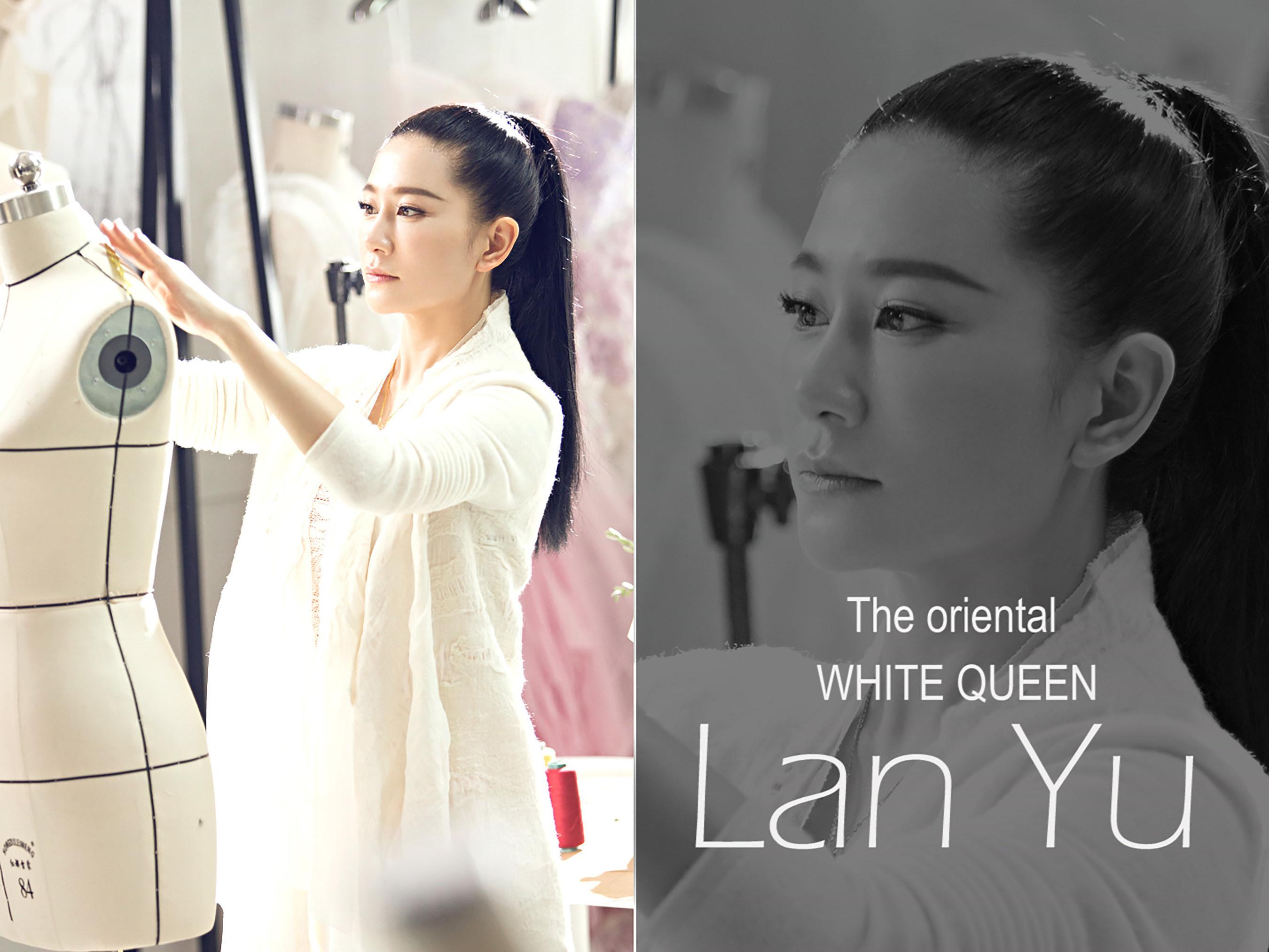 Lan Yu, founder of LANYU brand