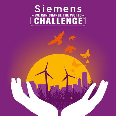 Siemens Foundation and Discovery Education Seek Students from Across the Country to Solve Environmental Issues in Sixth Annual 'Siemens We Can Change the World Challenge'.  (PRNewsFoto/Discovery Education)