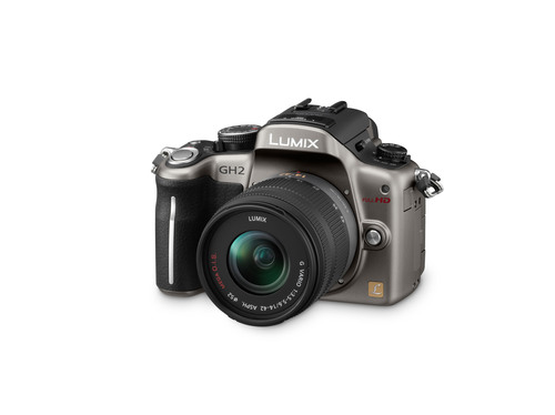 Panasonic Introduces LUMIX GH2 - Hybrid Touch-Control Digital Camera Compatible With World's