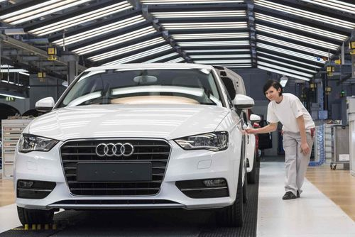 After a Successful Year 2012: Audi Intends to Continue its Growth in 2013