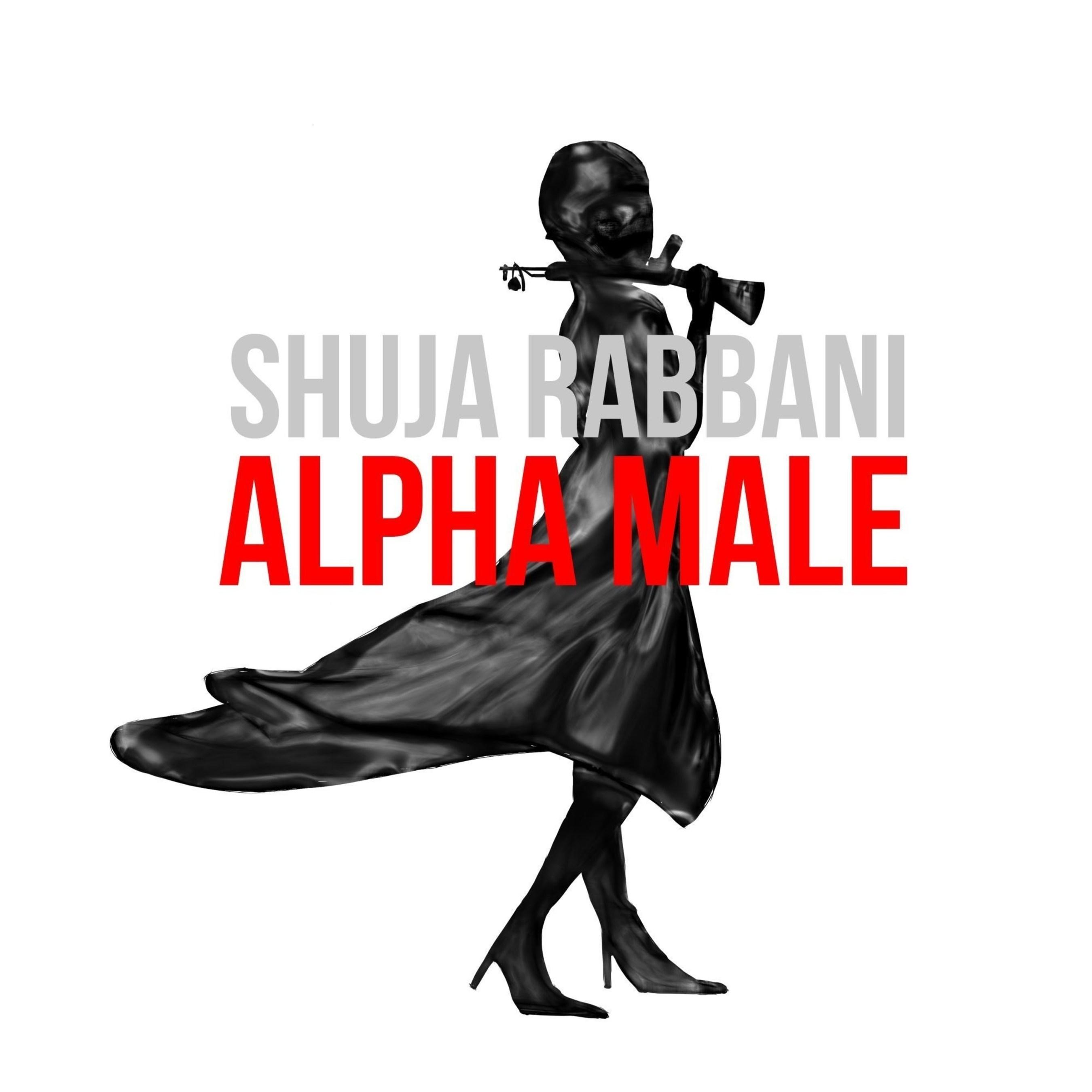 New album Alpha Male by EDM Producer Shuja Rabbani (PRNewsFoto/Rabbani Records) (PRNewsFoto/Rabbani Records)