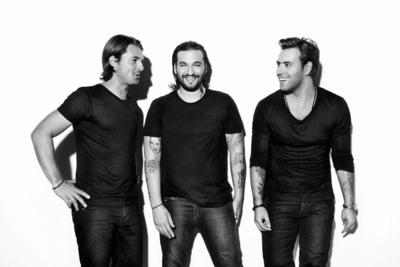 Swedish House Mafia will Perform Greyhound During Tour.  (PRNewsFoto/ABSOLUT VODKA)