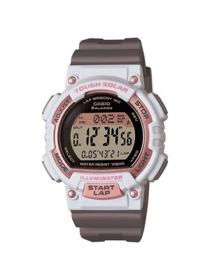 Casio Adds New Timepiece To Its Ladies Solar Runner Collection