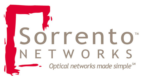 Sorrento Networks.  (PRNewsFoto/Sorrento Networks, Inc.)