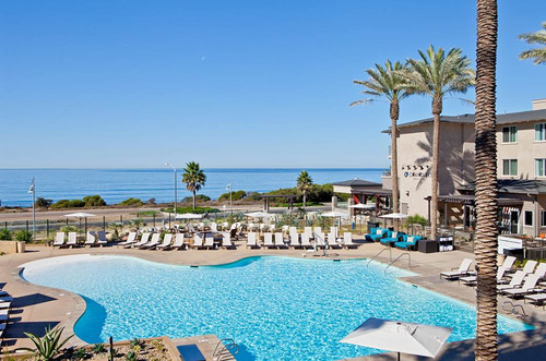AAA Four Diamonds Awarded To Hilton Carlsbad Oceanfront Resort & Spa