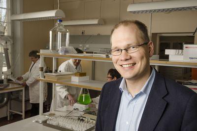 Anders Rylander, CEO Biovica