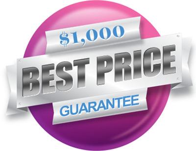 Broadway Automotive is now offering the Best Price Guarantee.  (PRNewsFoto/Broadway Automotive)